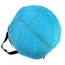 Yosoo Vela de piragua plegable transparente con bolsa de almacenamiento accesorios para kayak